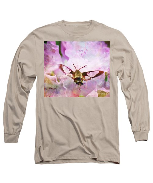 Rhododendron Dreams Long Sleeve T-Shirt
