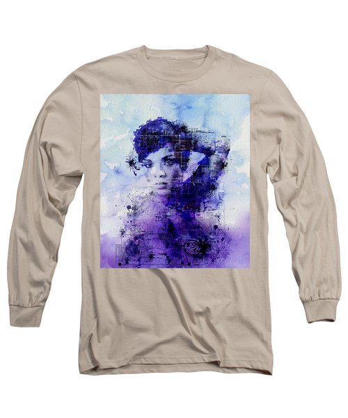Rihanna 2 Long Sleeve T-Shirt