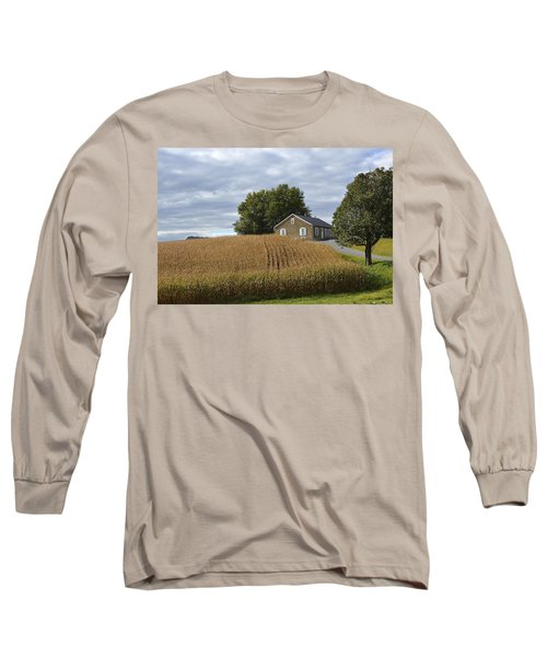 River Corner Mennonite Church Long Sleeve T-Shirt