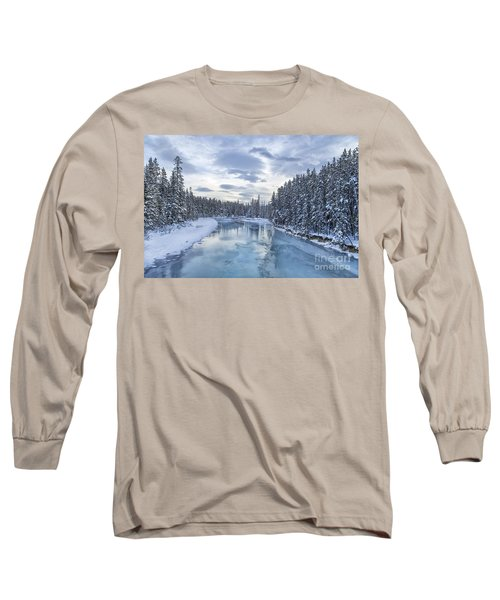 River Of Ice Long Sleeve T-Shirt