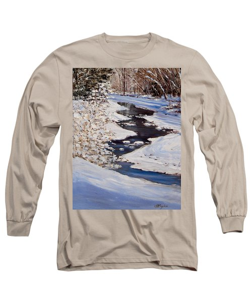 Riverbend Long Sleeve T-Shirt