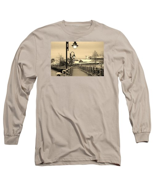 Riverfront Long Sleeve T-Shirt