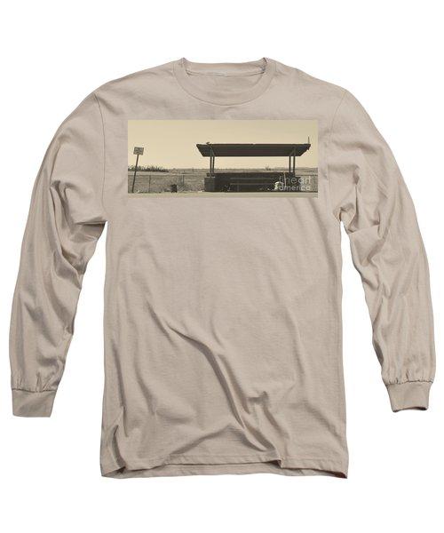 Roadside Rest Long Sleeve T-Shirt