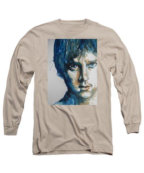 Rob Thomas  Matchbox Twenty Long Sleeve T-Shirt by Chrisann Ellis