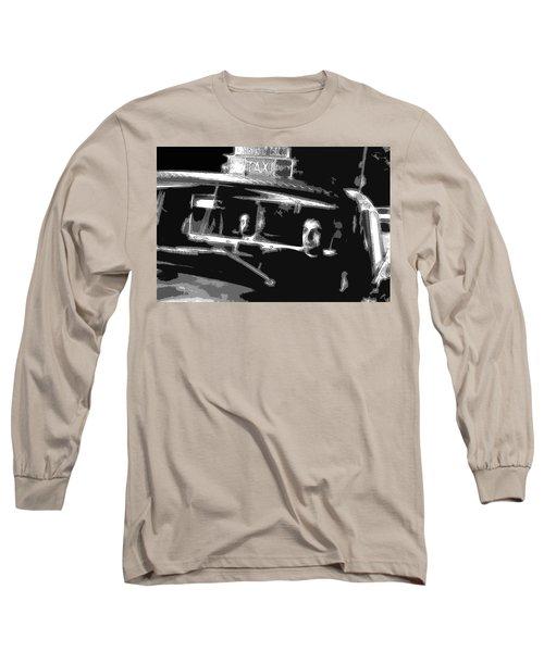 Robert De Niro - Pencil Long Sleeve T-Shirt