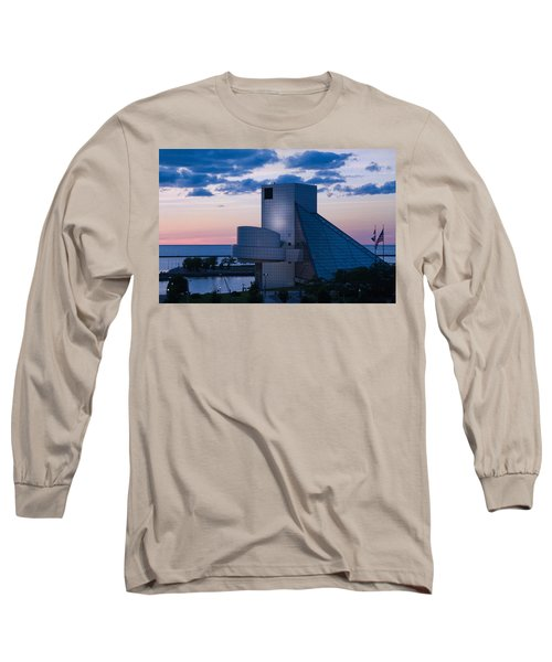Rock And Roll Hall Of Fame Long Sleeve T-Shirt