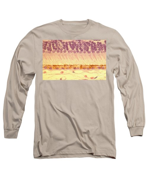 Rods And Cones, Lm Long Sleeve T-Shirt