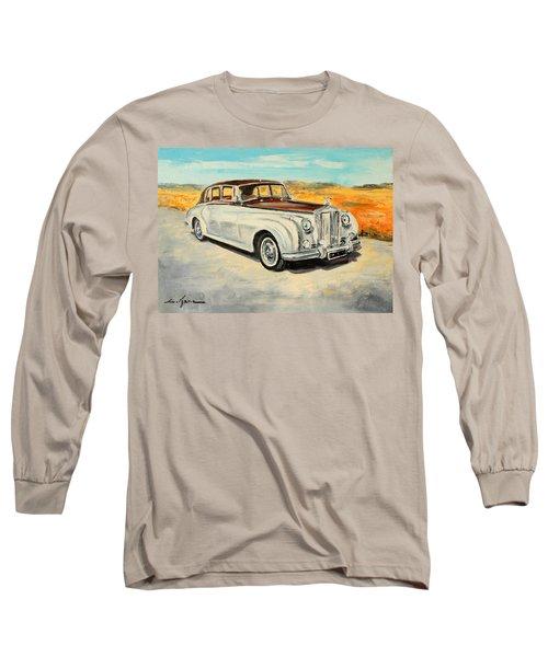 Rolls Royce Silver Cloud Long Sleeve T-Shirt