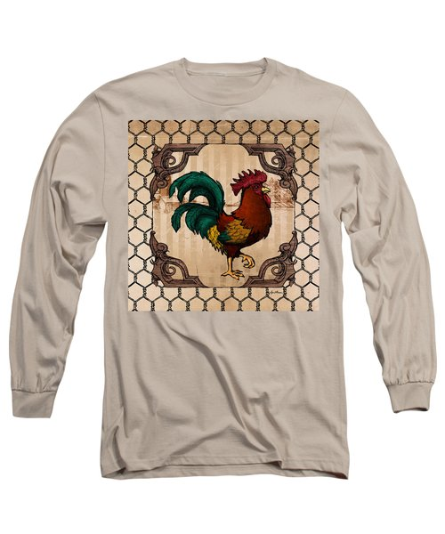 Rooster I Long Sleeve T-Shirt