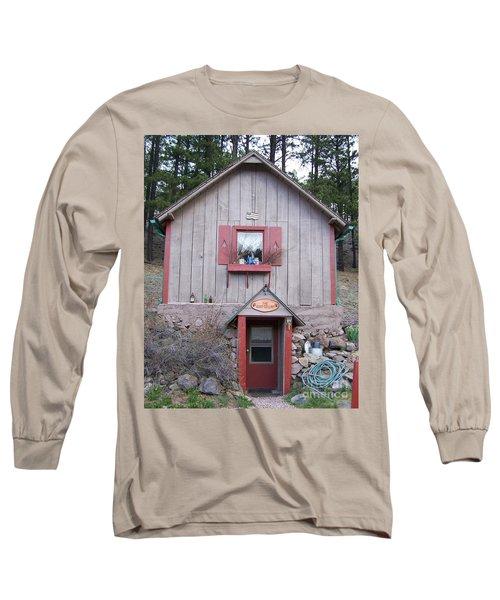 Root Cellar Long Sleeve T-Shirt by Pamela Walrath