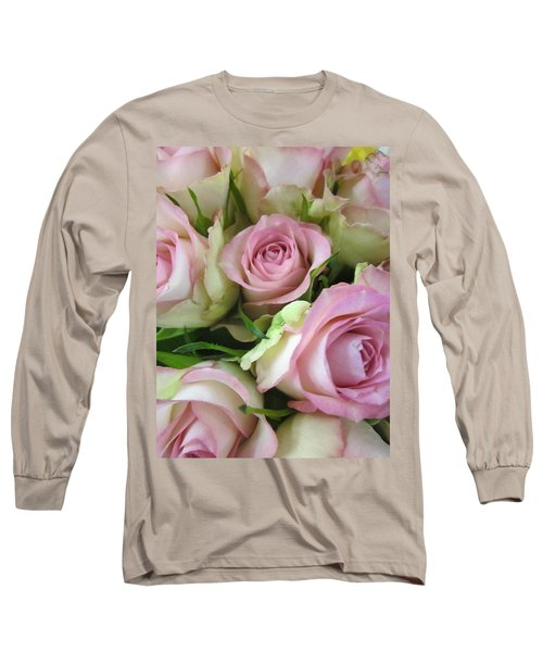 Rose Bed Long Sleeve T-Shirt