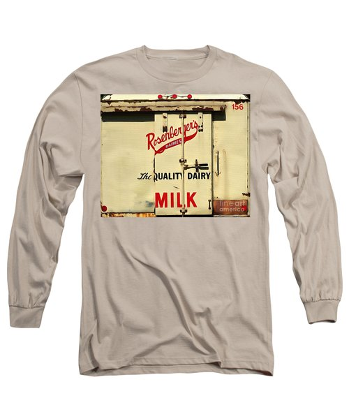 Rosenberger's - Dairy Milk  Long Sleeve T-Shirt