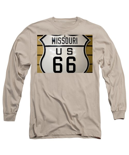 Rout 66 Long Sleeve T-Shirt by Tara Lynn