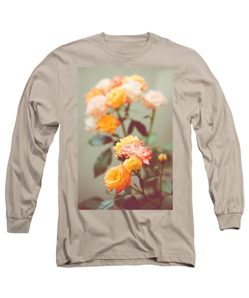 Rumba Rose Long Sleeve T-Shirt