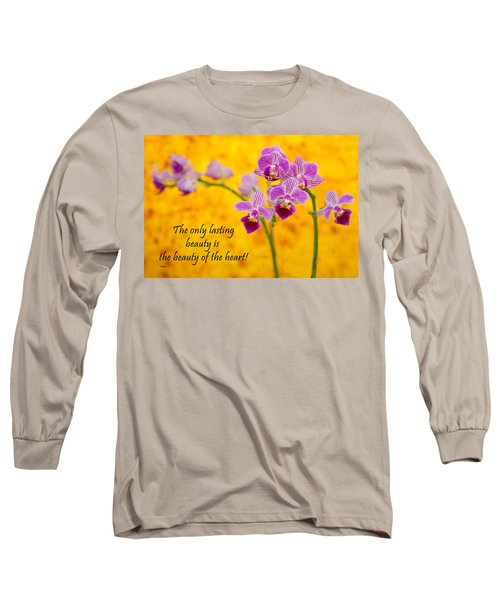 Rumi Quote-1 Long Sleeve T-Shirt