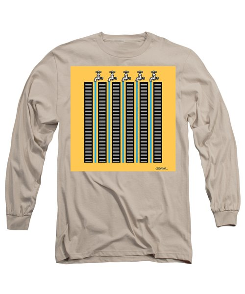 Running Waters Long Sleeve T-Shirt