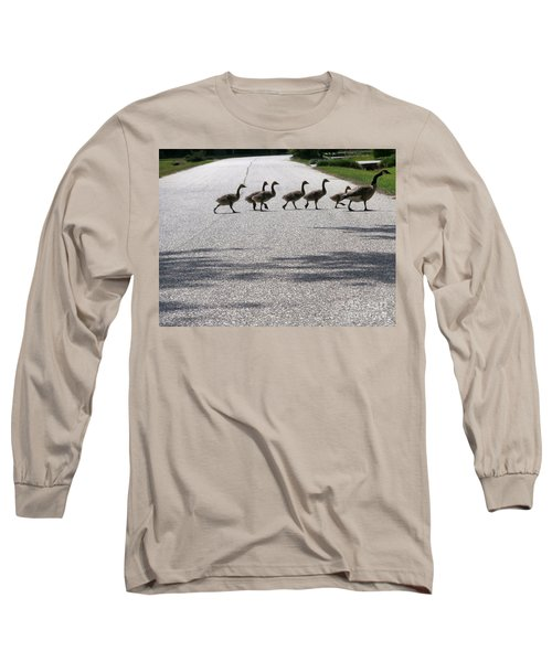 Rural Crossing Long Sleeve T-Shirt