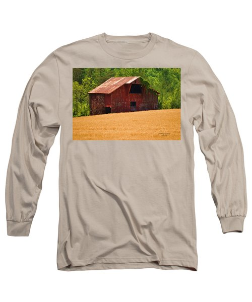 Rusty Coat Long Sleeve T-Shirt