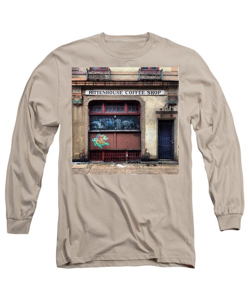 Rusty Rittenhouse Long Sleeve T-Shirt