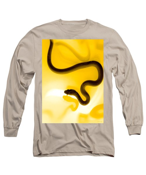 Long Sleeve T-Shirt featuring the photograph S by Holly Kempe