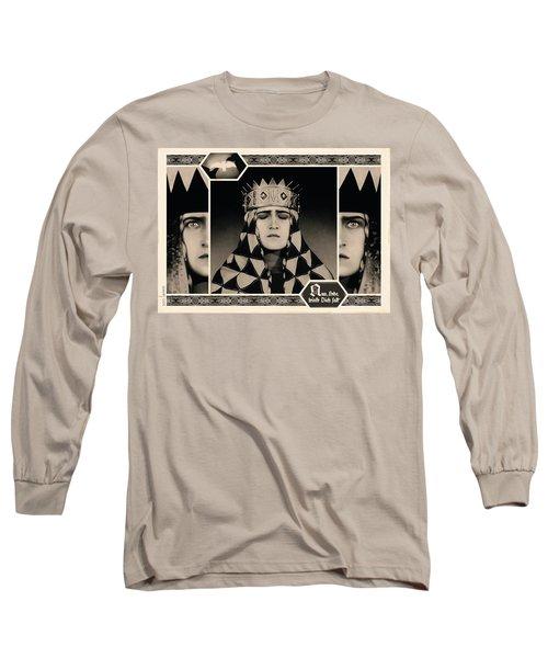 Sacrifice Long Sleeve T-Shirt by Udo Linke