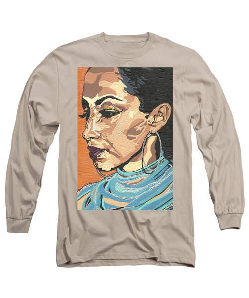 Sade Adu Long Sleeve T-Shirt