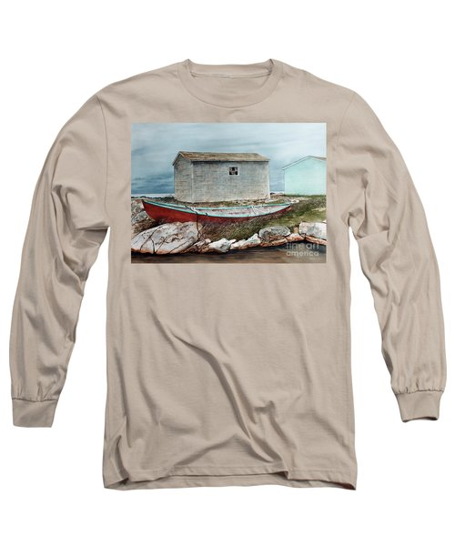 Safe From The Storm Long Sleeve T-Shirt