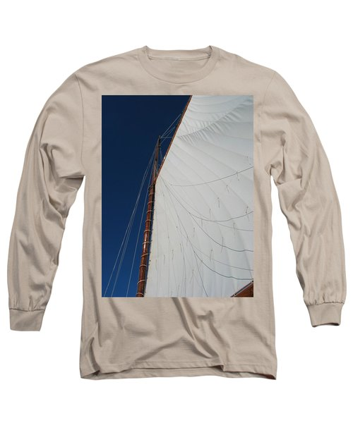 Sail Away With Me Long Sleeve T-Shirt by Photographic Arts And Design Studio