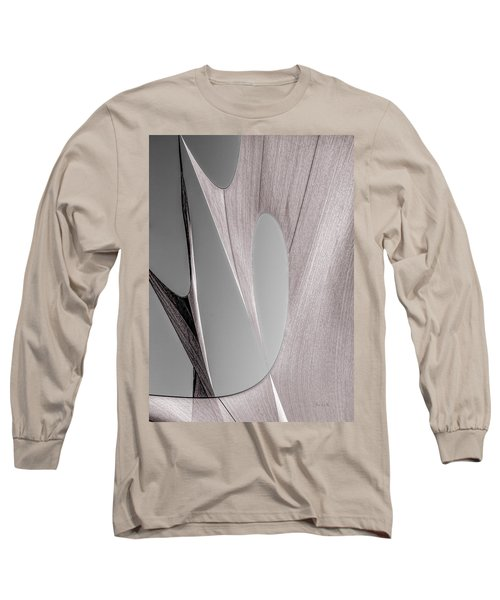 Sailcloth Abstract Number 2 Long Sleeve T-Shirt