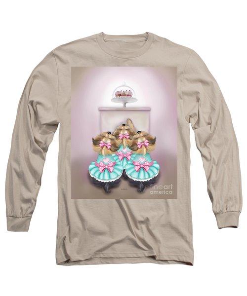 Saint Cupcakes Long Sleeve T-Shirt