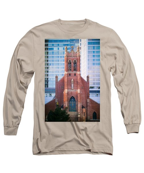 Saint Patrick's Church San Francisco Long Sleeve T-Shirt
