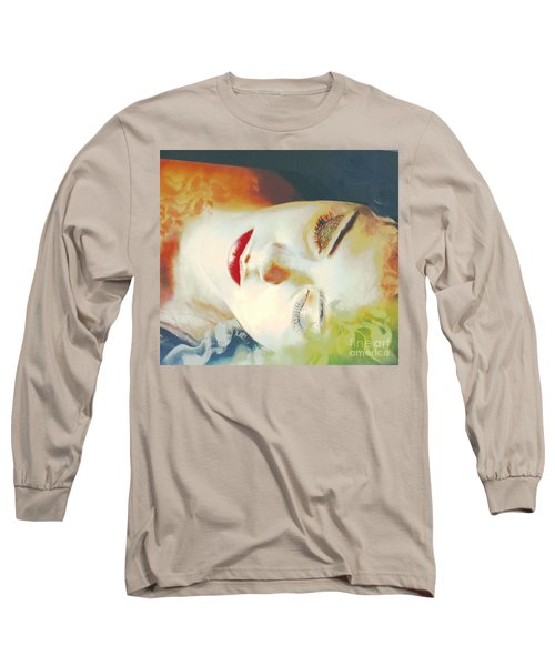 Sally Sleeps Long Sleeve T-Shirt