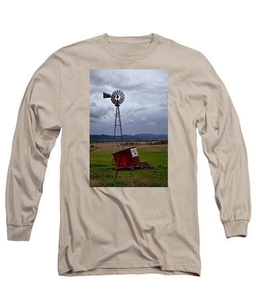 Salt Springs Windmill Long Sleeve T-Shirt