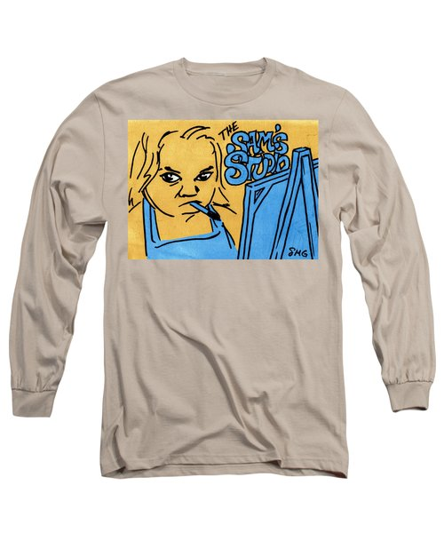 Sam's Studio Long Sleeve T-Shirt by Samantha Geernaert