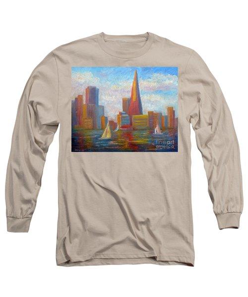 San Francisco Reflections Long Sleeve T-Shirt