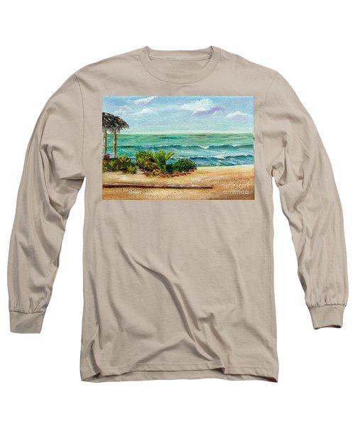San Onofre Beach Long Sleeve T-Shirt