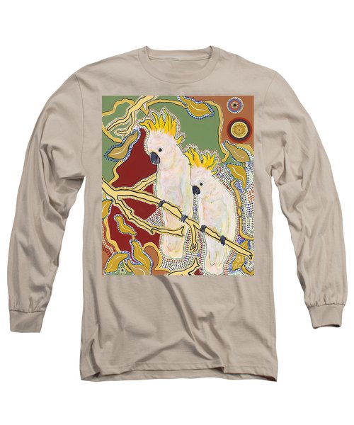 Sanctuary Long Sleeve T-Shirt by Pat Saunders-White