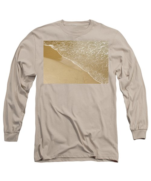 Sand Beach Long Sleeve T-Shirt