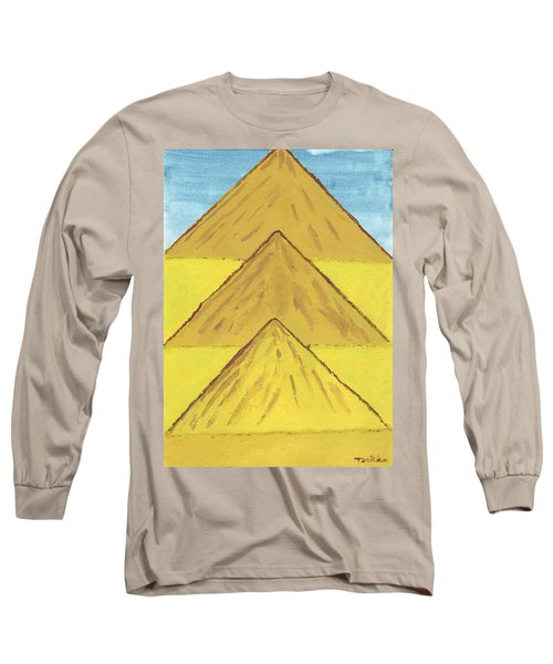 Sand Mountains Long Sleeve T-Shirt