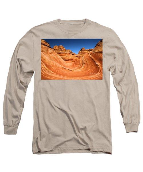 Sandstone Surf Long Sleeve T-Shirt