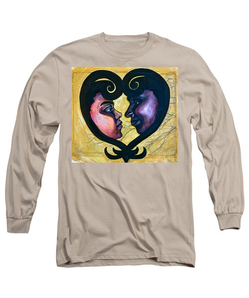 Sankofa Love Long Sleeve T-Shirt