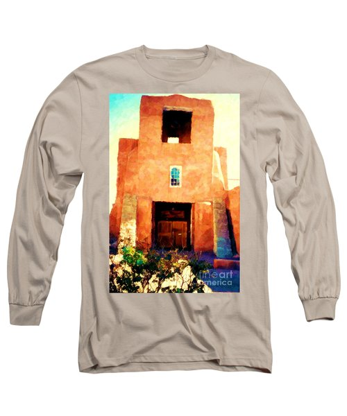 Sanmiguel Long Sleeve T-Shirt by Desiree Paquette
