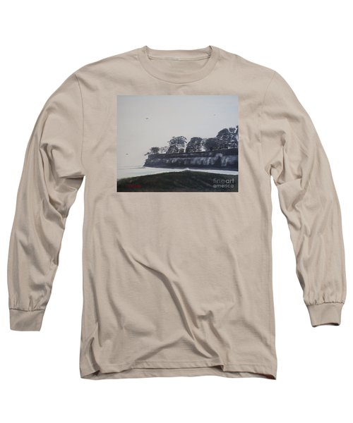 Santa Barbara Shoreline Park Long Sleeve T-Shirt