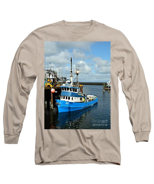 Santa Maria Offload Long Sleeve T-Shirt by Chalet Roome-Rigdon
