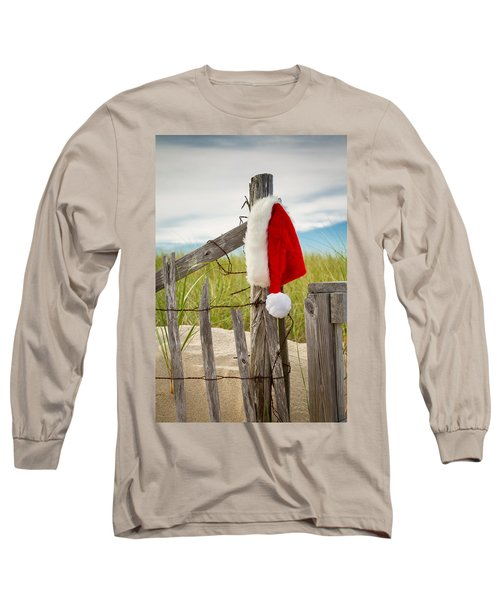 Santa's Downtime Long Sleeve T-Shirt