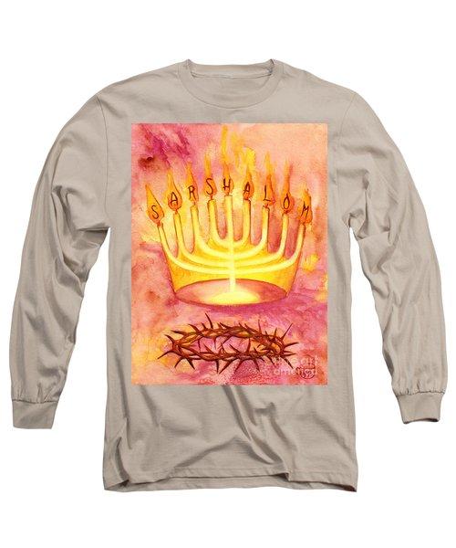 Sar Shalom Long Sleeve T-Shirt