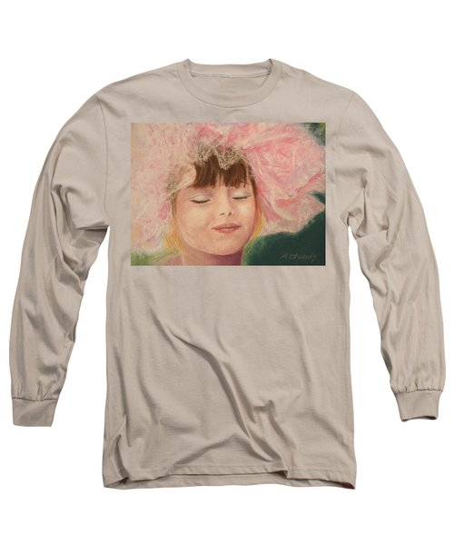 Sassy In Tulle Long Sleeve T-Shirt