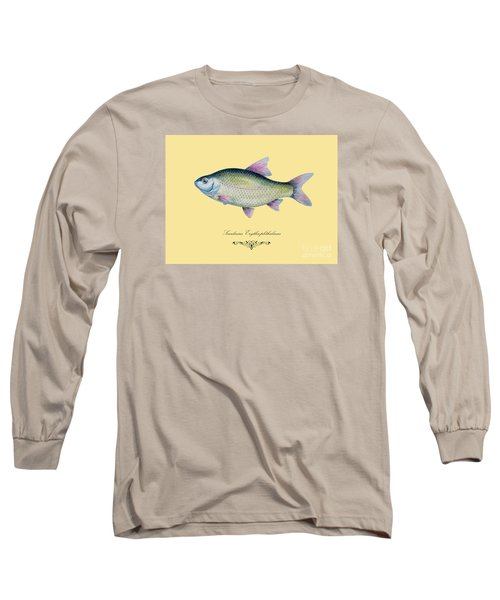 Scardinius Erythrophthalmus Long Sleeve T-Shirt