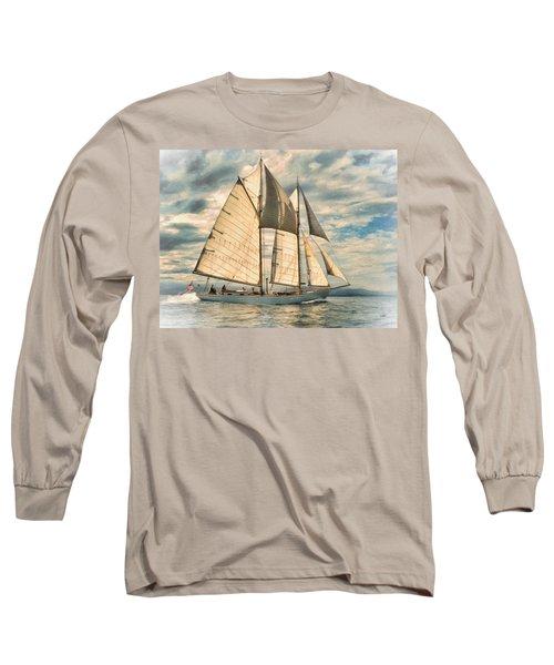 Schooner 101a Long Sleeve T-Shirt