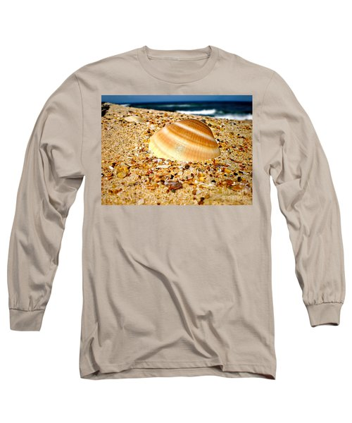 Sea Beyond The Shell Long Sleeve T-Shirt